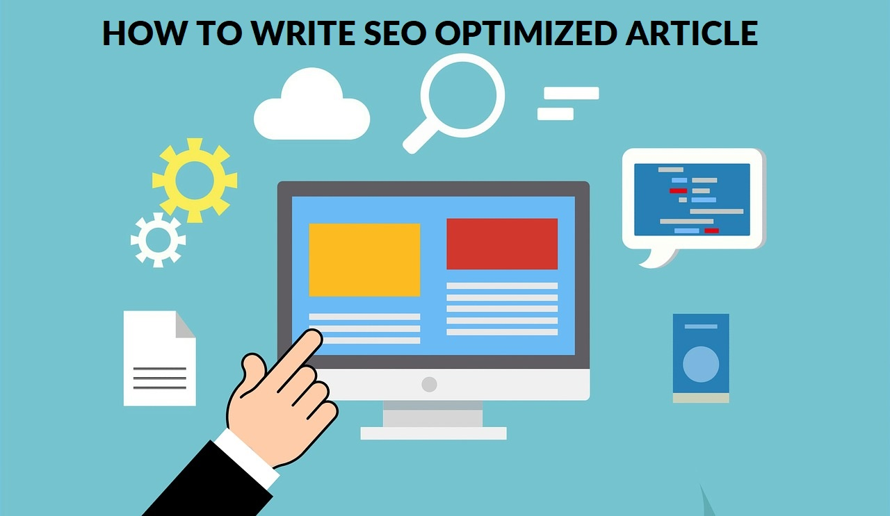 Howto Compose an SEO Article For Novices