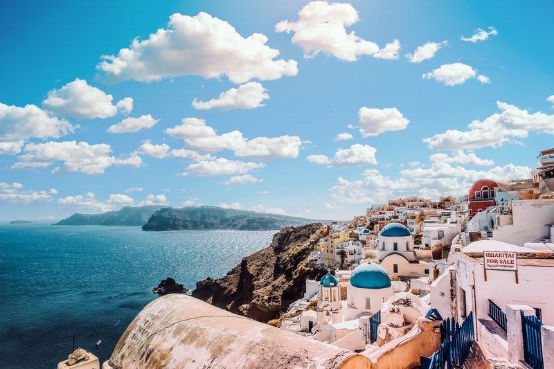 Santorini Destinasi Travel Wisata Favorit Yunani
