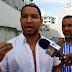 """Dejan en libertad joven que gritó """"corrupto"""" a Radhamés Camacho en Estadio Quisqueya"""