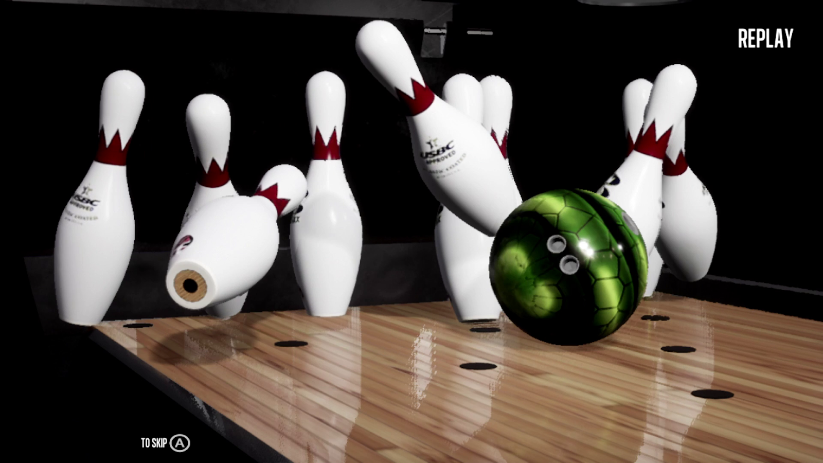 Pba Pro Bowling Review Switch Thefamicast Com Japan Based Nintendo Podcasts Videos Reviews