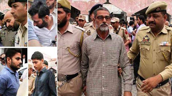 Kathua molest-murder case: Mastermind Sanji Ram, 2 others given life sentence, 5-year jail term for 3 cops, News, Trending, Molestation, Crime, Criminal Case, Court, National, Life Imprisonment