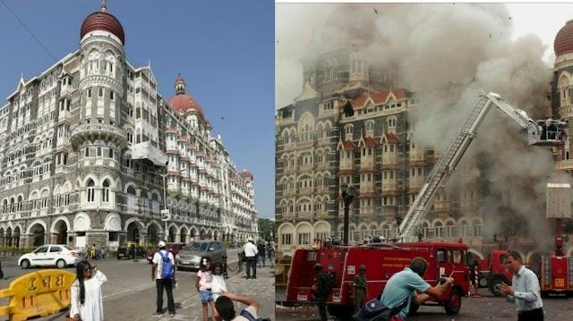 मुंबई को फिर दहलाने की हुई साजिश, पाकिस्तान से आया ताज होटल को उड़ाने की धमकी भरा का फोन!