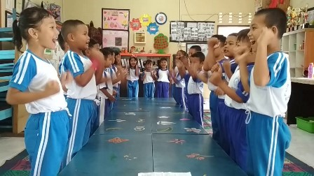 Ide Kegiatan Inspiratif Awal Semester Pertama Masuk Kelas