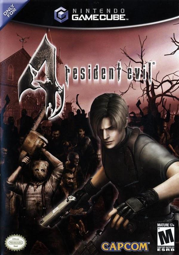 RESIDENT EVIL 4 - DISC #1