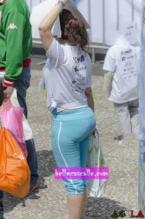 Mujeres maduras ropa ajustada