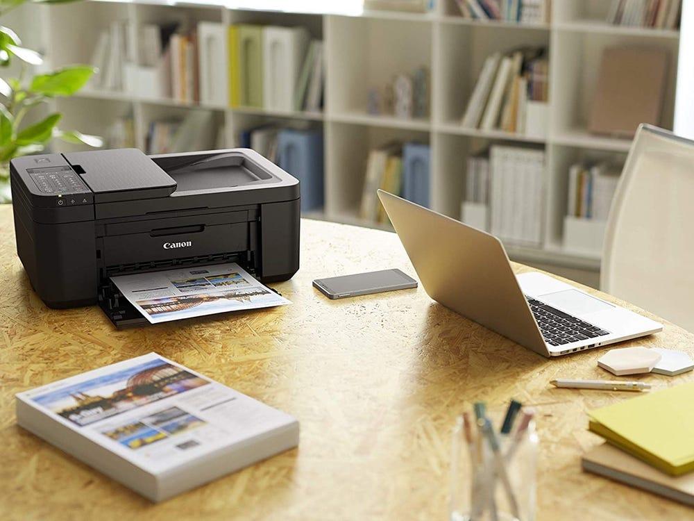Canon Printer Error Code E02 - How to fix
