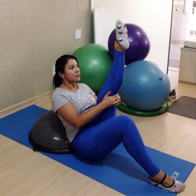 Equilibre o corpo, a mente e o espírito com o Pilates