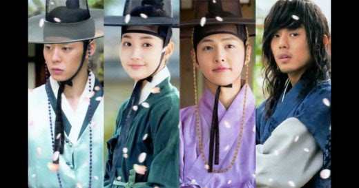 Historical Kdrama- Six of the Best #AToZChallenge