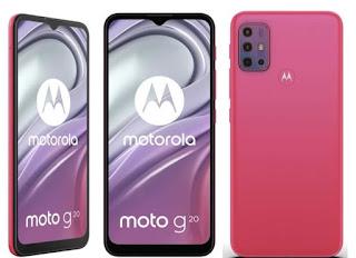 موتورولا Motorola Moto G20
