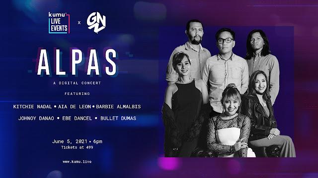 ALPAS concert KUMU