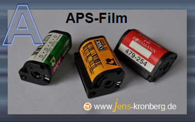 APS-Filme Digitalisieren