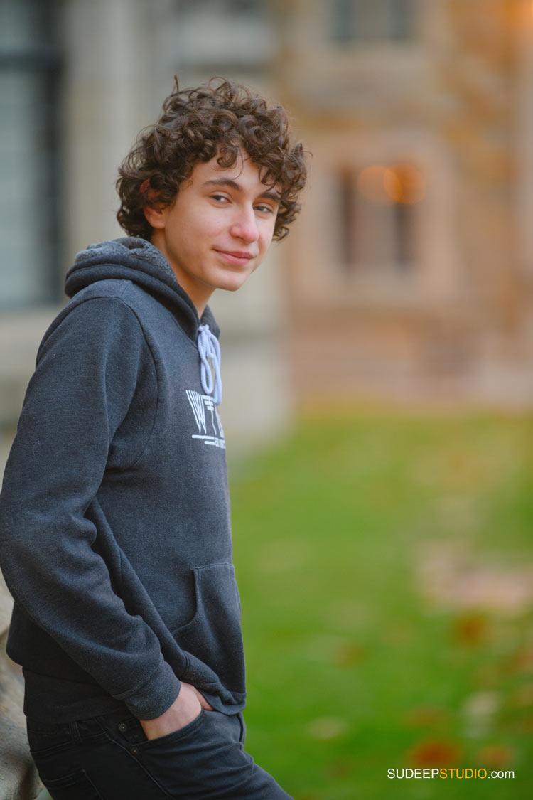 Univ Michigan Law Quad Senior Pictures SudeepStudio.com Ann Arbor Senior Pictures Photographer