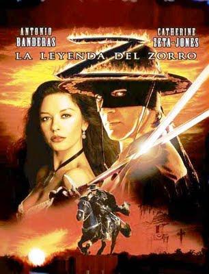 La leyenda del Zorro (2005)   DVDRip Latino HD Mega 1 Link