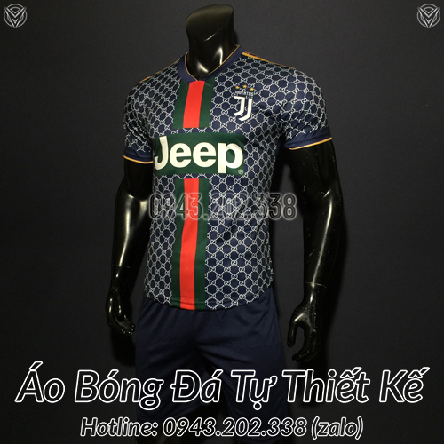Áo Câu Lạc Bộ Juventus 2019 Training 19