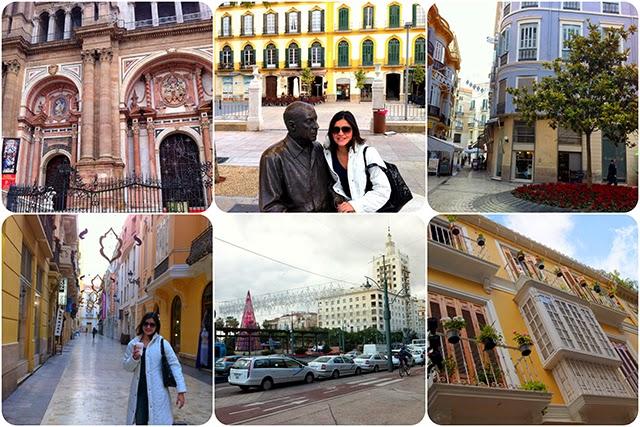 Dica de Viagem : Espanha : Málaga