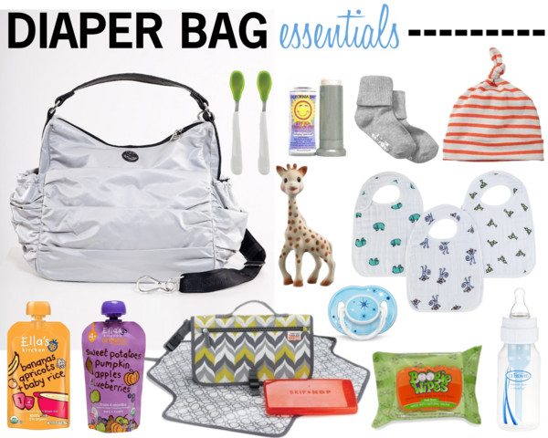 Diaper Bag Essentials From Schue Love