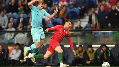 Cristiano Ronaldo le pidió a DE LIGT que ¡FICHE! por la Juventus