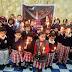 पुलवामा के शहीद जवानों को बच्चों ने दी श्रद्धांजलि
