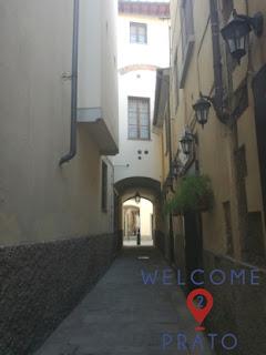 Foto del Vicolo degli Arrigoni a Prato