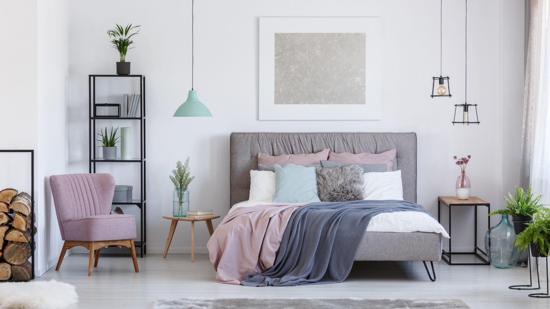 kolor sypialni jaki wybrać