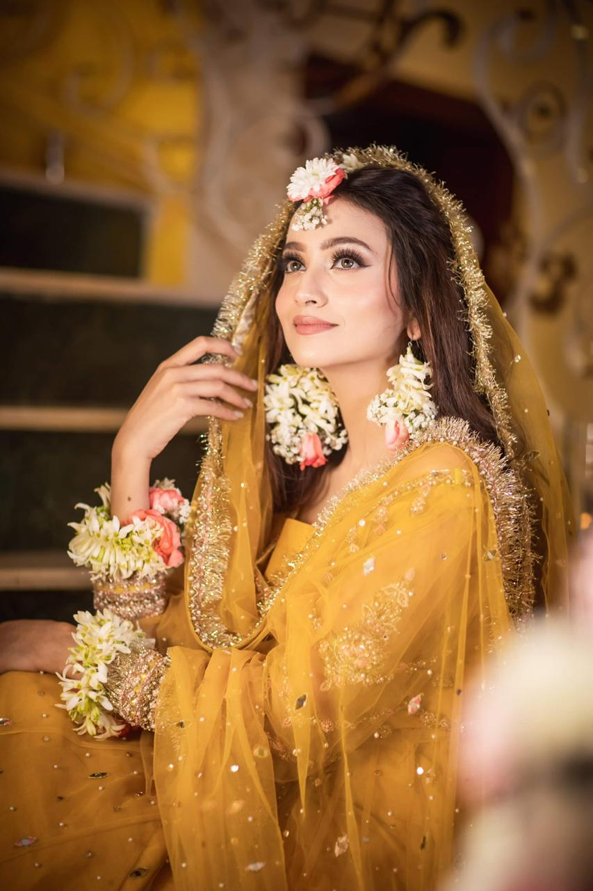 Zarnish Khan Wedding Pics
