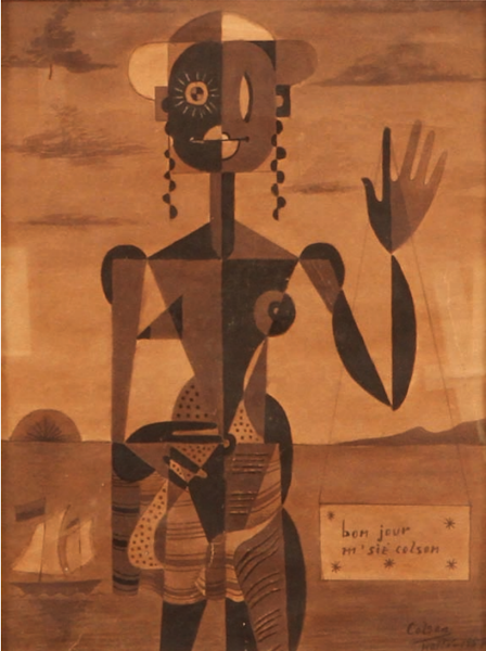 «Bon Jour M'sié Colson, 1957