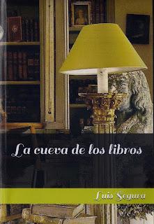 ÚLTIMO LIBRO PUBLICADO (2021): La cueva de los libros