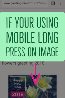 How to save images from Google Chrome in smart Android phones