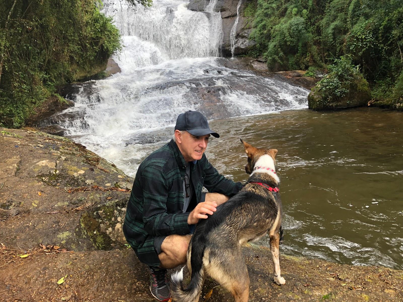 Cachoeira do Retiro - Gonçalves-MG