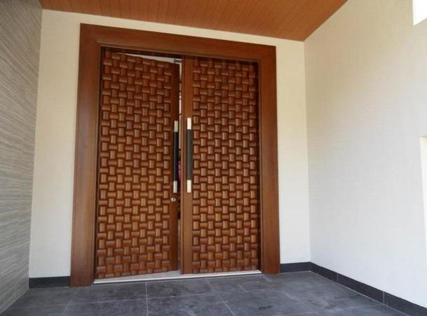 Jartecknet Desain Pintu Rumah Minimalis
