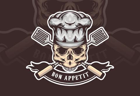 Bon Appetit Skull