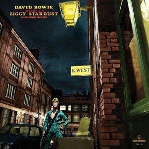 Grobljanski Krug David Bowie Five Years 1969 1973 2015