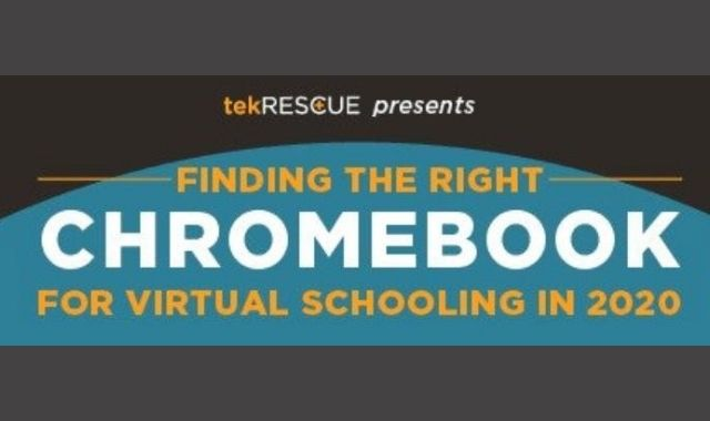 How to Choose a Chromebook for Virtual Schooling