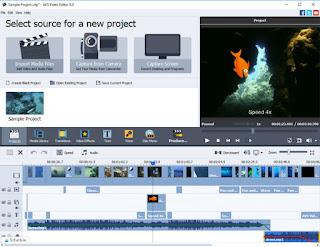 aplikasi pengeditan video terbaik AVS video editor