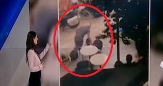 Νέο βίντεο-σοκ και ανατροπή στην υπόθεση της αιματηρής απόπειρας ληστείας στην Ομόνοια