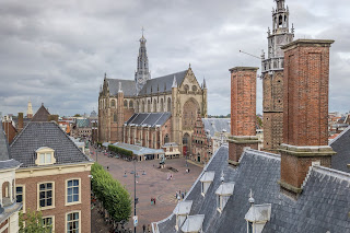 Matt Rakowski Drone Picture Haarlem