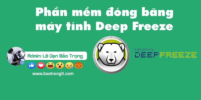 Phần mềm Deep Freeze 8.56 Cr@ck