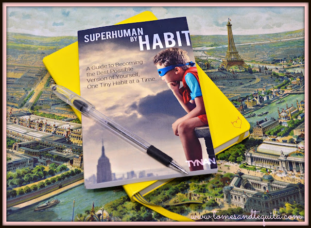 Superhuman by Habit written by Tynan with a review by Tomes and Tequila blog