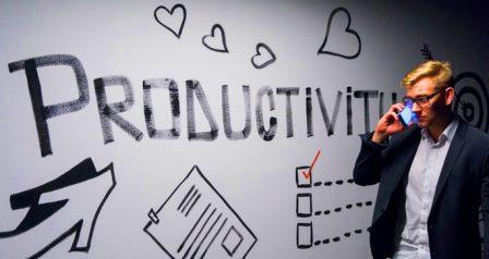 Produktif dalam memanajemen waktu