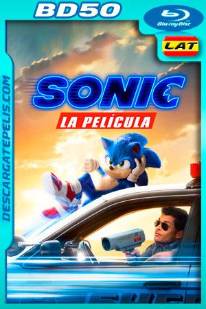 Sonic la Pelicula (2020) 1080p BD50 Latino – Ingles