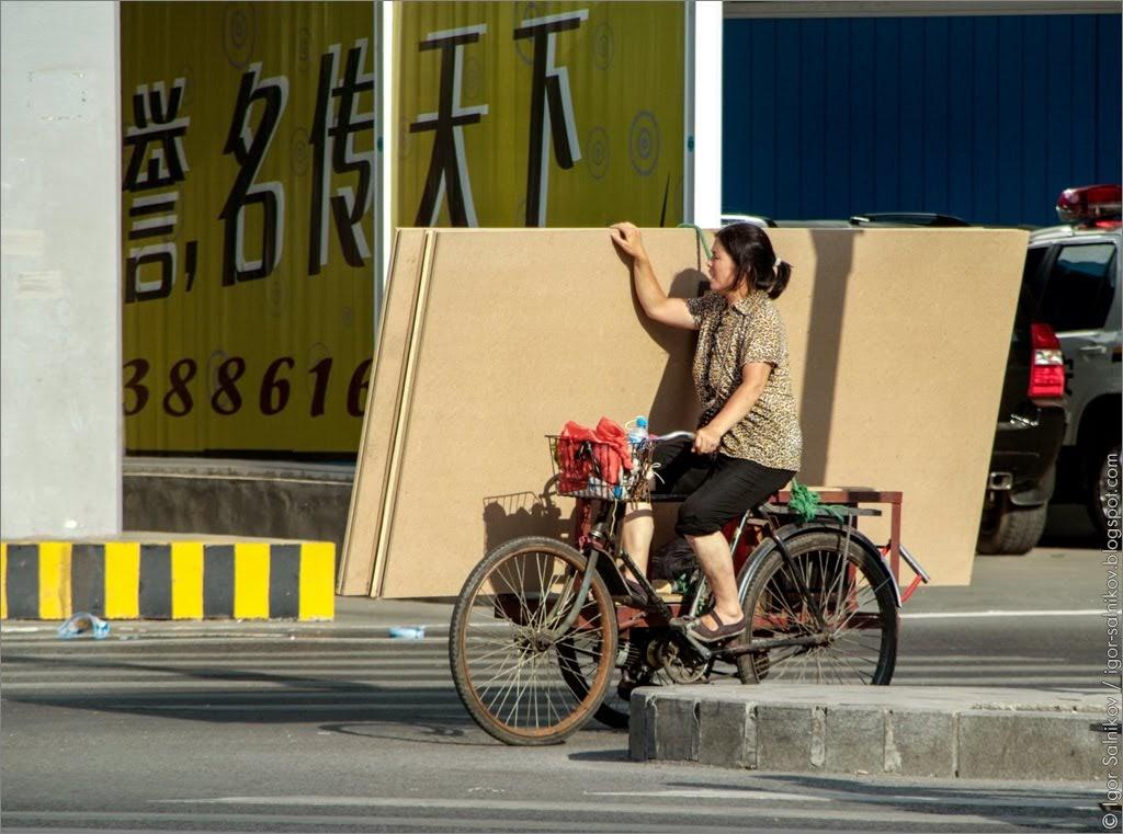 Ухань, Wuhan, China, Sina, Китай, велосипед, bike