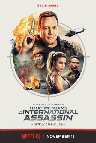 The True Memoirs of an International Assassin [2016] [DVDR] [NTSC] [Latino] [Custom HD]