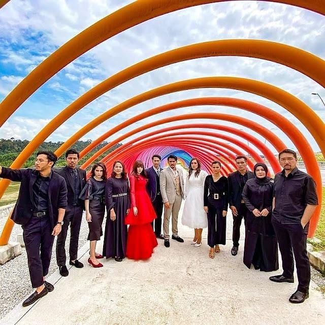 Tonton Drama Cinta Sekali Lagi Di TV3 (Slot Akasia) Atau Strim Di IQIYI
