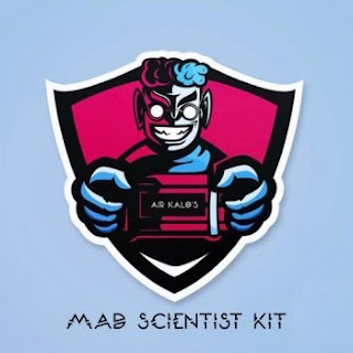 Free Air Kalo Mad Scientist Drum Kit WAV 2018