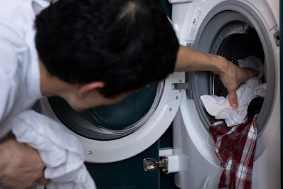 How to Balance Your Laundry Load in the Washer