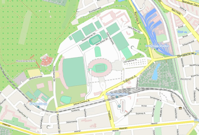 Olympiastadion Berlin Karte from Olympiastadion berlin karta,