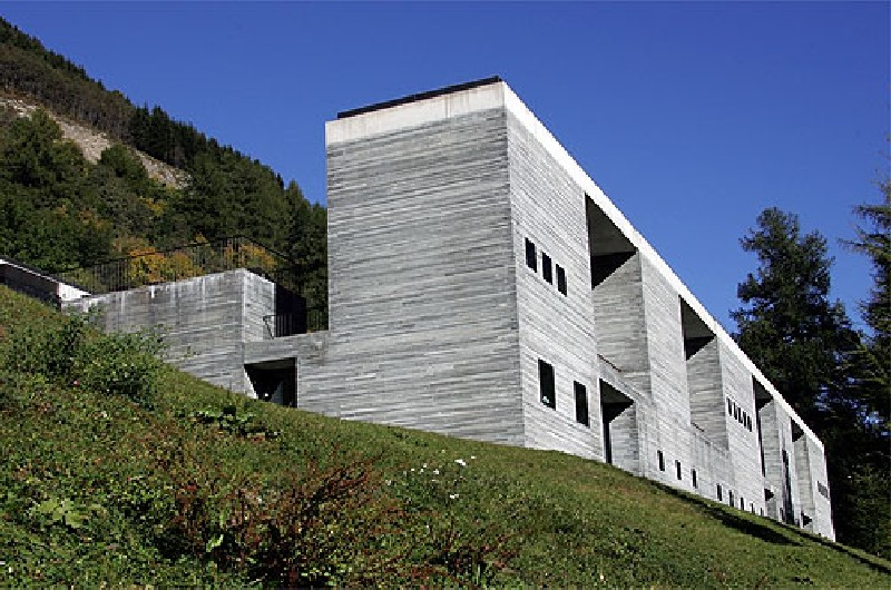 Switzerland Received The Pritzker Price Highest Accolade An Architect Can Get Zumthors Modern Buildings Made From Traditional Materials And With