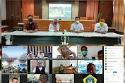 Diskoperindag Gelar Webinar Sosialisasi Persyaratan Ekspor UMKM Perikanan Bawean