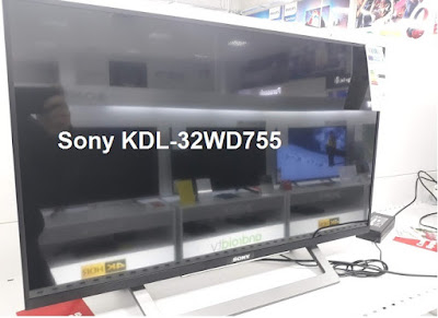 Sony KDL-32WD755 test and review