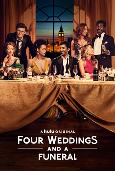 Four Weddings and a Funeral 1ª Temporada Torrent - WEB-DL 720p/1080p Dual Áudio